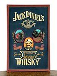 JACK DANIELS Advertising plate  - Small