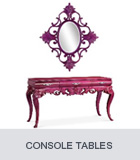 Modern Baroque Side Tables