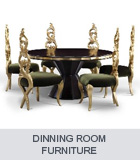 Modern Baroque Dining Tables