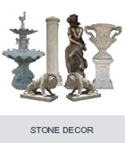 Stone Statues, Stone Fountains, Stone Urns