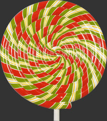 Lollipop Sculpture