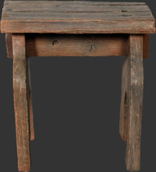 Pirate Stool 1.5FT