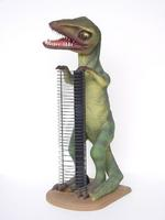 Dinosaur CD Rack 3.00Ft