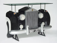 ROLLS ROYCE CAR BAR