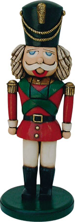 Nutcracker Statue 3FT