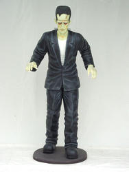 FRANKENSTEIN Statue 7FT
