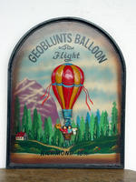 GEOBLANTS BALLOON Decorative Plate