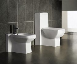 Barletta - Dual Flush Modern Bathroom Toilet