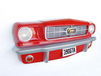 Mustang Front Car Wall Decor