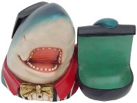 Shark Powder Holder
