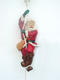 Santa Climbing on Rope Christmas Decor 4FT