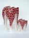 GIRAFFE ANIMAL STOOL - SMALL