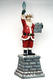 SANTA CLAUS LIBERTY 6.5FT