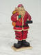 SANTA CLAUS CANDLE HOLDER CHRISTMAS DECOR - SMALL