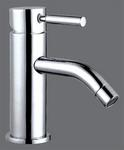 Frances II - Chrome Finish Modern Bathroom Faucet