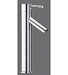 Frances I - Chrome Finish Modern Bathroom Faucet
