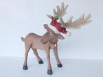 FUNNY REINDEER STANDING (Small) 3FT