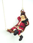 Santa On Hammoc (Hanging)